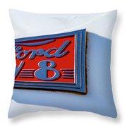 Deco Logo Throw Pillow