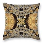 Desert Art  Throw Pillow
