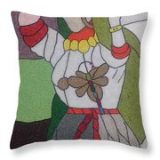 Different Woman Throw Pillow