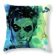 Dixon Watercolor Throw Pillow