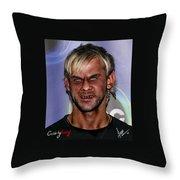 Dominic Monaghan Throw Pillow