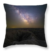 Don't Stay Home Throw Pillow