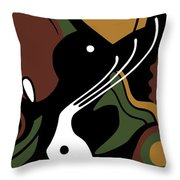 Dreams And Affirmations Throw Pillow