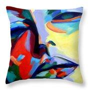 Drifting Into A Dream Throw Pillow