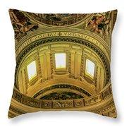 Duchess Of Amalfi Throw Pillow