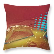 Dunkin Ice Coffee 10 Throw Pillow
