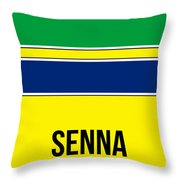 Each Driver Has Its Limit Throw Pillow