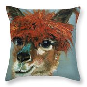 Easy Breezy Beautiful Throw Pillow by Jani Freimann