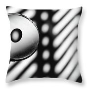 Einstein Rosen Bridge Throw Pillow