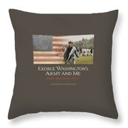 Elijah And George Film  Throw Pillow