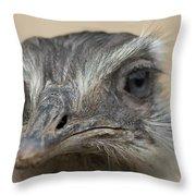 Emu Print 9053 Throw Pillow