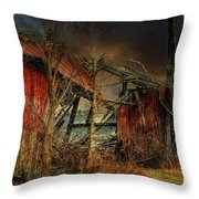 End Times Throw Pillow