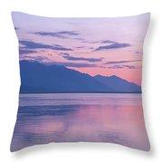 Enduring Light Throw Pillow