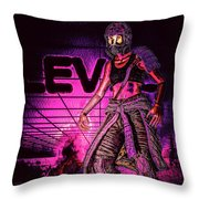 EV Throw Pillow