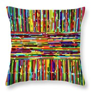 Every Tribe Tongue And Nation Throw Pillow