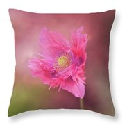 Exquisite Appeal Throw Pillow