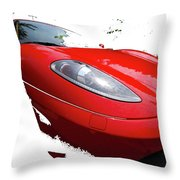 F Four Thirty Convertible Throw Pillow