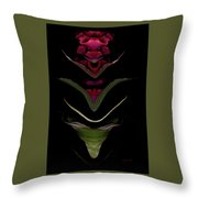 Faerie Sconce Throw Pillow