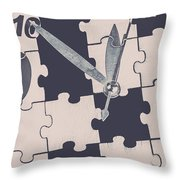 Fantasy Time Throw Pillow