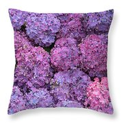Fill My Soul Throw Pillow