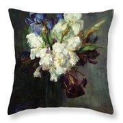 Fiori, 1915 Throw Pillow