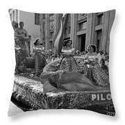 Float Maidens Throw Pillow