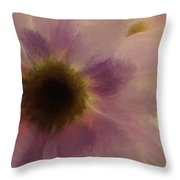 Floral Impressions Lix Throw Pillow