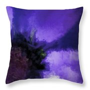 Floral Impressions Lvi Throw Pillow