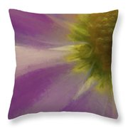 Floral Impressions Lviii Throw Pillow
