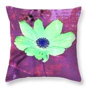 Flower 2918 Throw Pillow