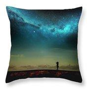 Follow Your Star Throw Pillow