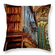 For Marge Throw Pillow