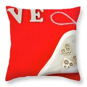 For Valentines Day 2 Throw Pillow