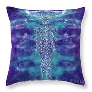 Formless  Throw Pillow