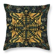 Forms Of Nature #12 Throw Pillow