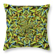 Forms Of Nature #14 Throw Pillow
