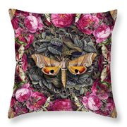 Forms Of Nature #17 Throw Pillow