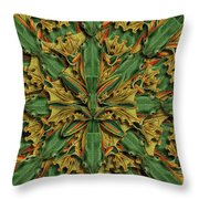 Forms Of Nature #18 Throw Pillow
