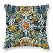 Forms Of Nature #6 Throw Pillow