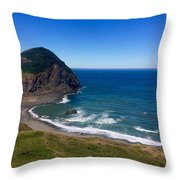 Frankport Throw Pillow