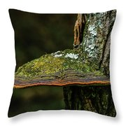 Fungi 4648 Throw Pillow