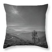 Geres - One Tree Throw Pillow