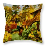 Giethoorn Collection - 1 Throw Pillow