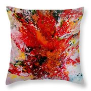 Glory Explosion Throw Pillow