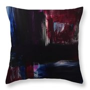 Good And Evil Throw Pillow