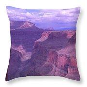 Grand Canyon, Arizona, Usa Throw Pillow