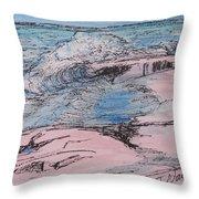 Grand Marais. Artist's Point Throw Pillow