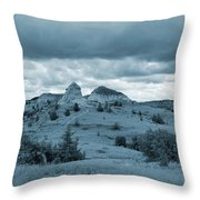 Grasslands Cathedral Throw Pillow