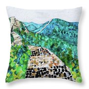 Great Wall 2 201842 Throw Pillow