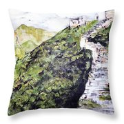 Great Wall 3 201846 Throw Pillow